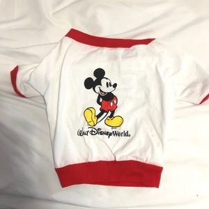 Walt Disney World Dog shirt